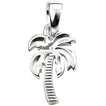 Begin Palm Tree hanger - zilver