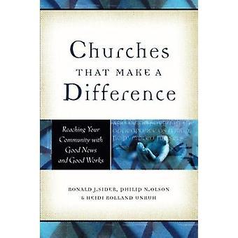 Kirker, der gør en forskel - nå dit Community med godt Ne
