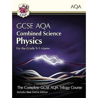 Nuevo grado 9-1 GCSE combinado ciencia para AQA física libro de alumno con