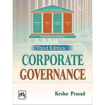 Corporate Governance (3rd Revised edition) by Kesho Prasad - 97881203