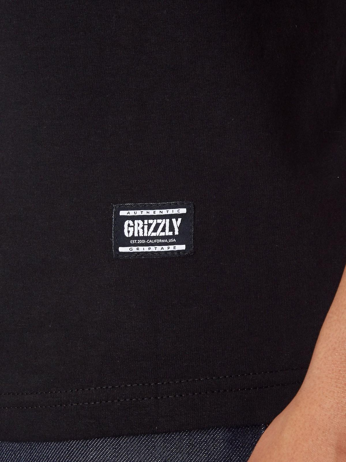Grizzly Black Carnivore T-Shirt