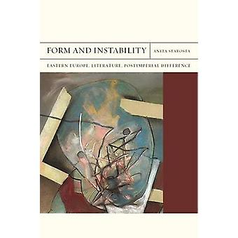 Form and Instability - Eastern Europe - Literature - Postimperial Diff