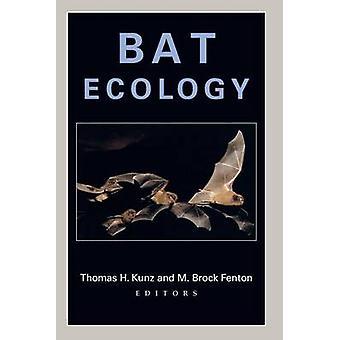 Ecología de murciélagos (nueva edición) por Kunz - M.Brock Fenton - 978022