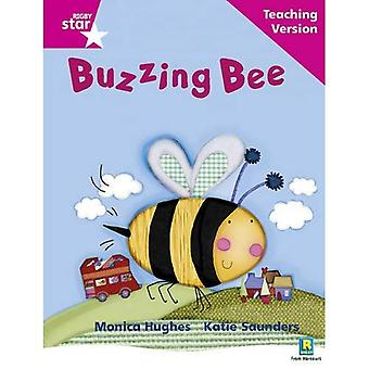 Buzzing Bee: Phonic Opportunity Pink Level (Rigby Star Guided)