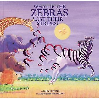 Wat als de Zebra's verloren hun strepen?