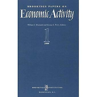 Brookings Papers on Economic Activity 2000:1: 2000 Vol 1