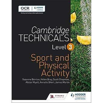 Cambridge Technicals 3 poziomu sportu i aktywności fizycznej (Cambridge Technicals 2016)