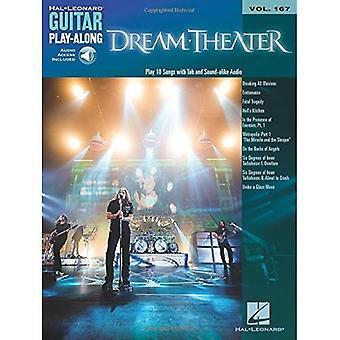 Dream Theater: Guitar Play-Along Volume 167 (Hal Leonard Guitar Play-Along)