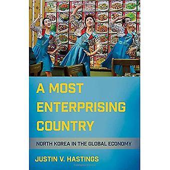 Um país mais empreendedor: Coreia do Norte na economia Global