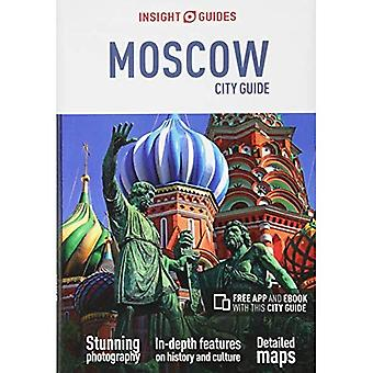 Insight Guides: City Guide Moscow