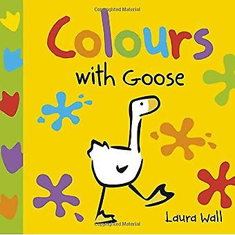 Colours with Goose (Learn with Goose)