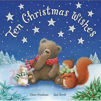 Dix voeux de Noël
