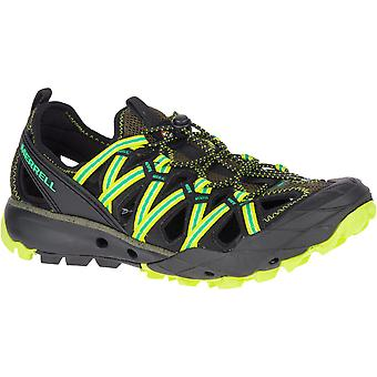 Merrell Mens Choprock Open Mesh Walking Shoe Shandals