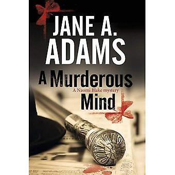 A Murderous Mind (A Naomi Blake Mystery)