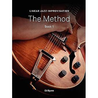 Lineare Jazzimprovisation Methode Buch, das ich von Byrne & Ed