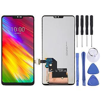 Für LG G7 ThinQ Display Full LCD Einheit Touch Ersatzteil Reparatur Schwarz Neu