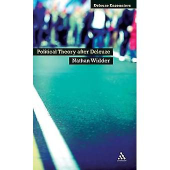 Political Theory After Deleuze by Widder & Nathan
