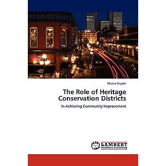 The Role of Heritage Conservation Districts by Snyder & Marcie