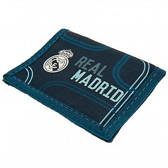 Real Madrid Nylon Wallet BL