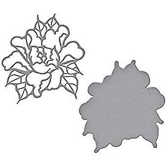 Spellbinders Flowers Whisper Die (S5-351)