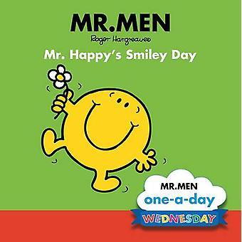 Wednesday - Mr. Happy's Smiley Day - 9780603570483 Book