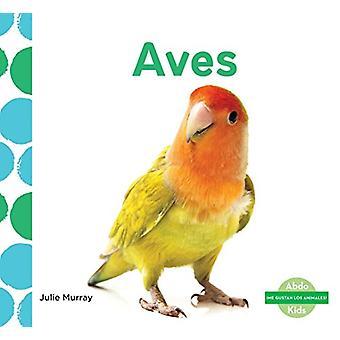 Aves (Birds) by Julie Murray - 9781624026300 Book