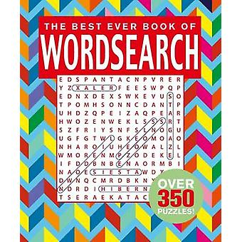 The Best Ever Book of Wordsearch by Arcturus Publishing - 97817840459