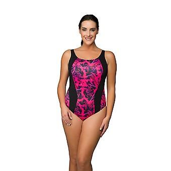 Maru Sherbet Fountain Pacer Cruz Back Swimwear For Women