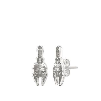 Assassin 's Creed Odyssey Helmet Ear Climbers In Sterling Silver