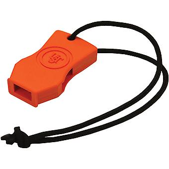 UST Jet Scream Micro Floating Pealess Whistle - Orange