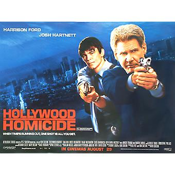 Hollywood Homicide (Double Sided) Original Cinema Poster