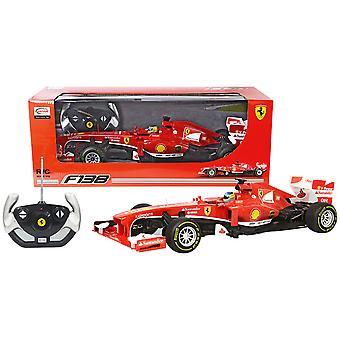 Rastar Licensed Ferrari F1 1/12 Scale Remote Control Car Red Rc Formula 1 Toy Car