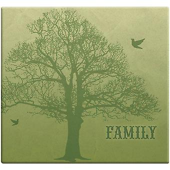 Family Tree Post Bound Scrapbook 12