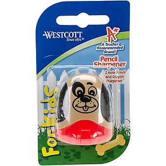 Hund-Pencil Sharpener-1/Pkg 15733