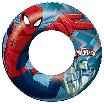 Bestway Flotador Hinchable Spiderman 56 Cm