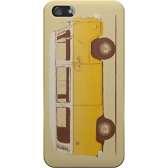 Yellow Van cover for iPhone 4/4