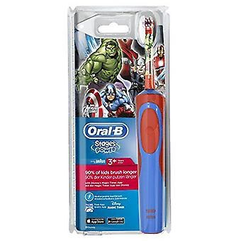 Braun Toothbrush Oral - B Stages Avenged D12 (Woman , Esthetics , Dental beauty )