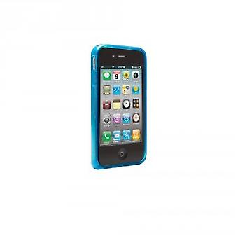 OLO OLO019652 Strato solid case cover iPhone 4 / 4s light blue