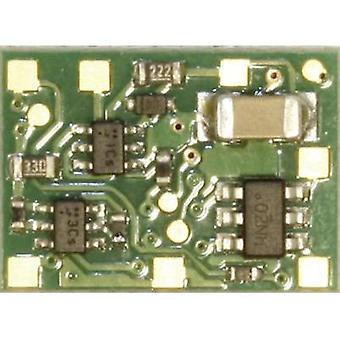 TAMS Elektronik 42-01160-01-C FD-R Basic 2 Decoder Module, w/o cable, w/o connector
