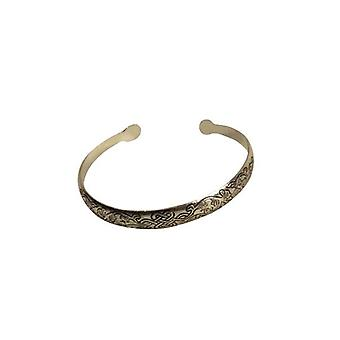 Leuke vintage boho statement cuff armband model C