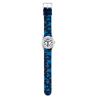 Scout child watch learning charity DKMS Blau boys Watch 280307001
