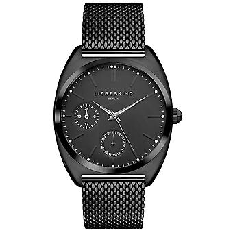 LIEBESKIND BERLIN ladies watch wristwatch LT-0040-MM