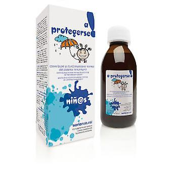Soria Natural Children Syrup  Protect Yourself  (Jeugd , Voederen , Suplements)