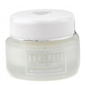 Borghese Terme Bianco Spa-tandblekning Eye Cream 20ml / 0,68 oz