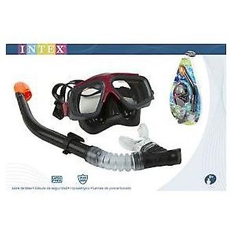 Intex Diving Mask Surf Rider +8 A (Outdoor , Pool And Water Games , Snorkel)
