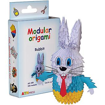 Modular Origami Kit-Rabbit AN200