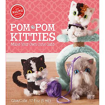 Pom-Pom Kitties Kit- K810643