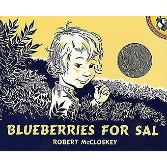 Blueberries For Sal by McCloskey Robert