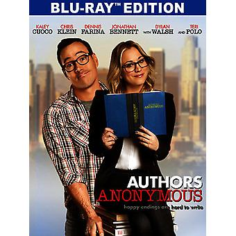Authors Anonymous [Blu-ray] USA import