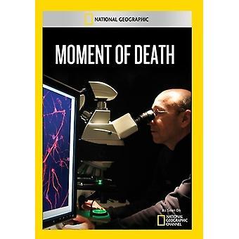 Moment des Todes [DVD] USA import